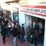 Unemployed youth in Spain