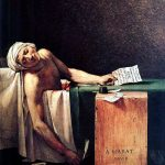 Figures in a Revolution: J-P Marat and Charlotte Corday