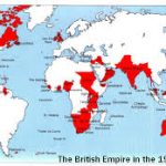 The British Empire in 1920