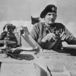 Two World War II soldiers: Alexander & Montgomery