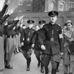 Sir Oswald Mosley and the Blackshirts