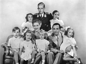 The Goebbels family / en.wikipedia.org