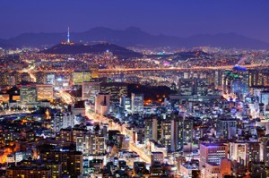 Seoul by night / lonelyplanet.com