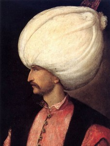 Suleyman I the Magnificent / bbc.co.uk