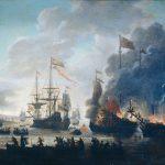 The Anglo-Dutch Wars, Maarten & Cornelis Tromp, Michiel de Ruyter & Robert Blake