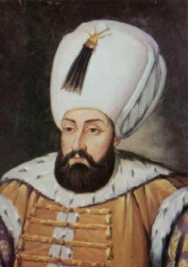 Mehmed III rid himself of 19 brothers / crowland.uw.hu