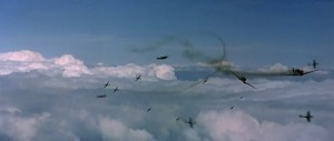 A scene from the film The Battle of Britain / omfdb.org