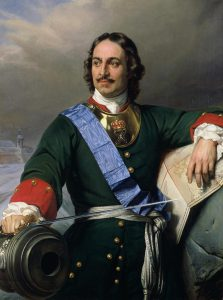 Peter the Great, a portrait made in 1838 / en.wikipedia.org
