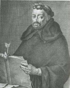 Religious poet Fray Luis de León