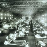The influenza pandemic (and panic) of 1918