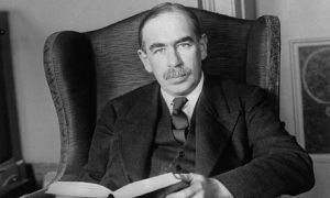 J.M. Keynes said the reparations could not be paid / theguardian.com