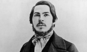 Engels as a young man / theguardian.com