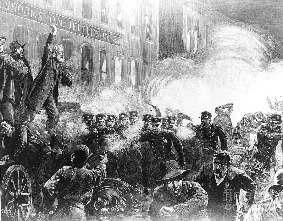 haymarket riot The role of haymarket square riot in the history of the united states of america.