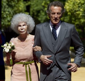 The Duchess starts her third marriage / nick verreos.blogsite.com