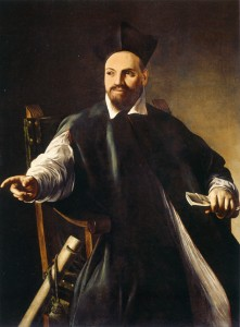 Maffeo Barberini painted by Caravaggio / en.wikipedia.org