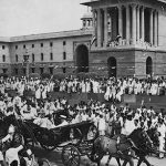 What was the British 'Raj'?