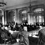 The Paris Peace Conference 1919/1920