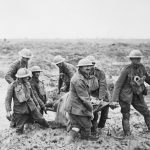 Three battles at Ypres (1914, 1915 & 1917)