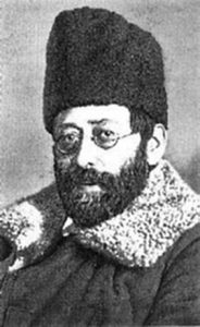 Julius Martov, a leader of the Mensheviks / en.wikipedia.org