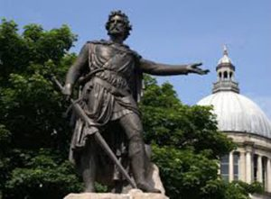 Statue of William Wallace in Aberdeen, Scotland / en.wikipedia.org