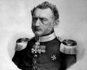 Gen. Moritz Karl Ernest von Prittwitz / wikiwand.com
