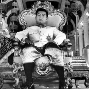 Pol Pot in majestic mode / pinterest.com